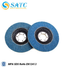Zirconium oxide Abrasive flap disc for wood About